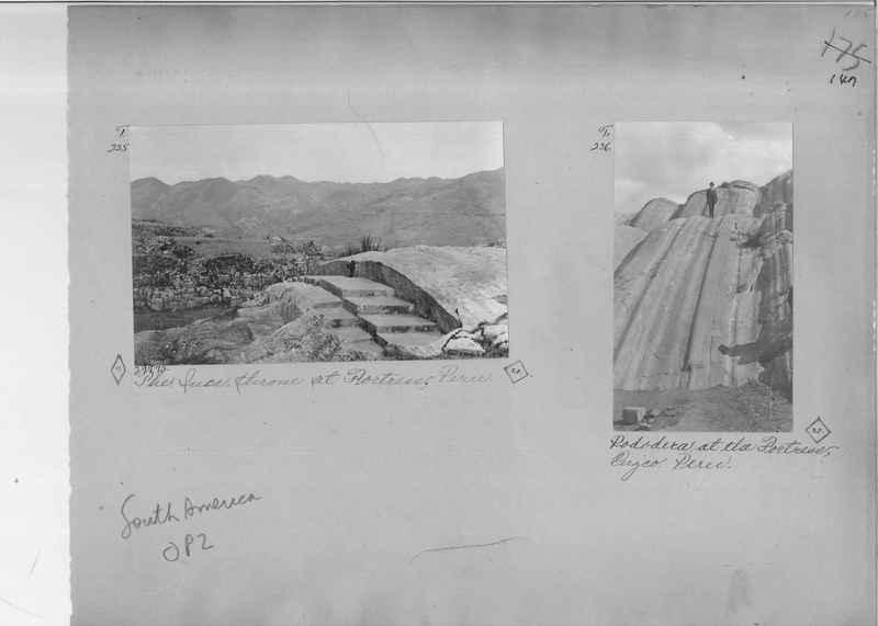 Mission Photograph Album - South America O.P. #2 page 0147