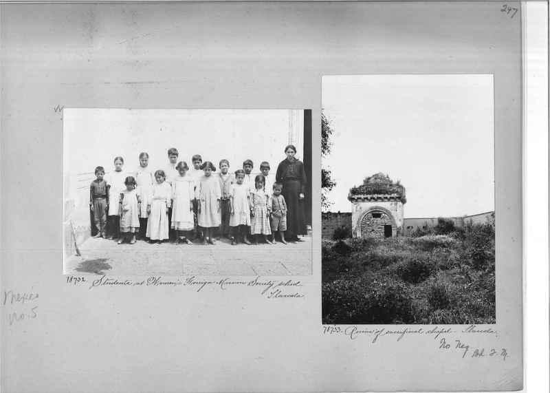 Mission Photograph Album - Mexico #05 page 0247