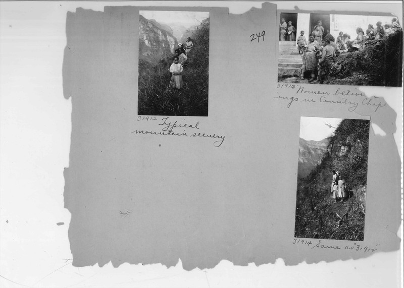 Mission Photograph Album - China #7 page 0249