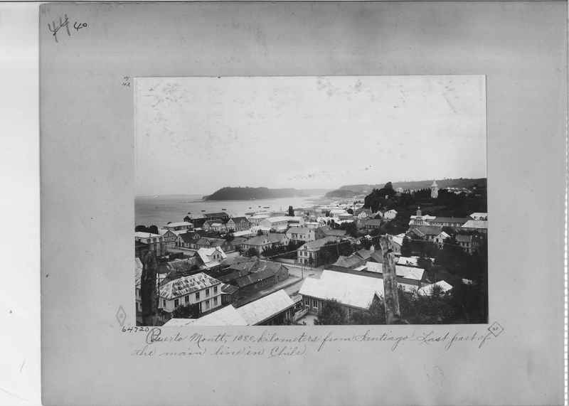 Mission Photograph Album - South America O.P. #2 page 0040