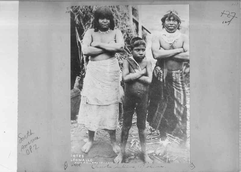 Mission Photograph Album - South America O.P. #2 page 0107
