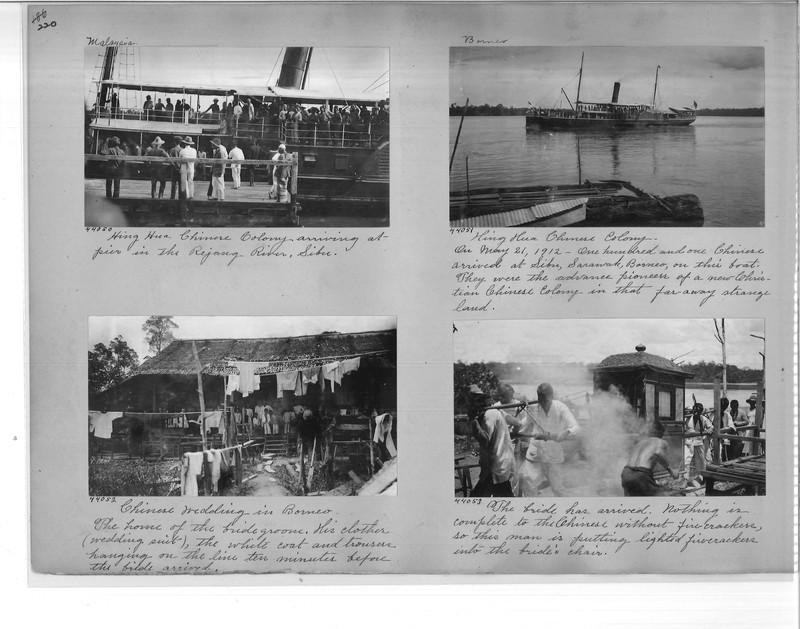 Mission Photograph Album - Malaysia #2 page 0220