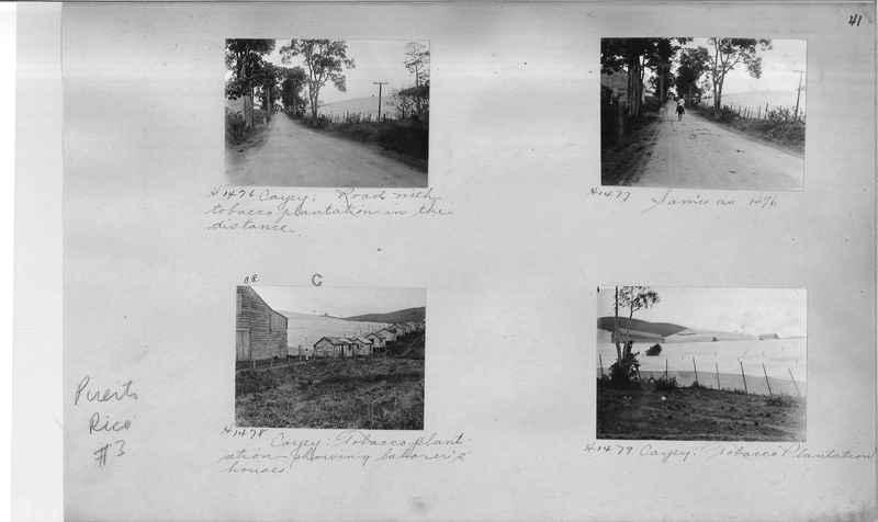 Mission Photograph Album - Puerto Rico #3 page 0041