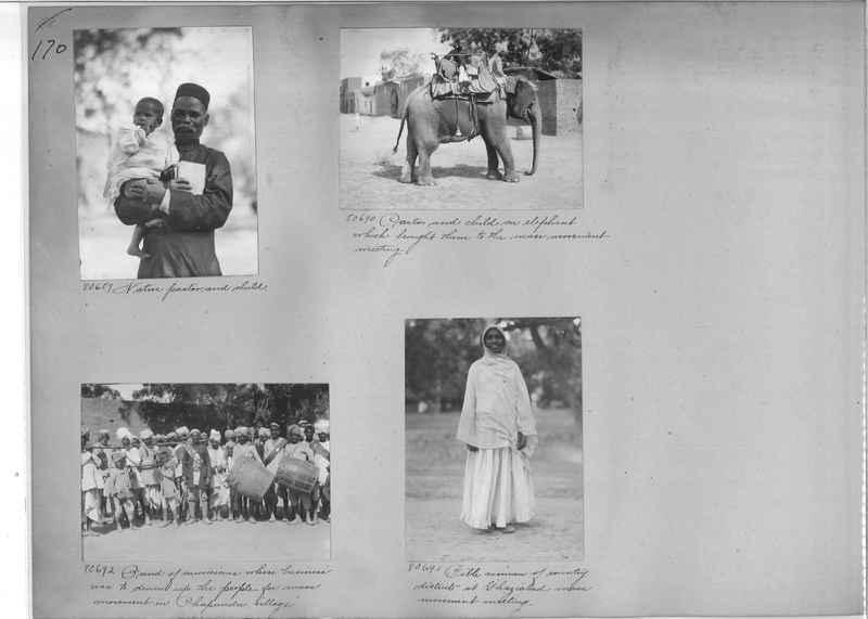 Mission Photograph Album - India #09 Page 0170