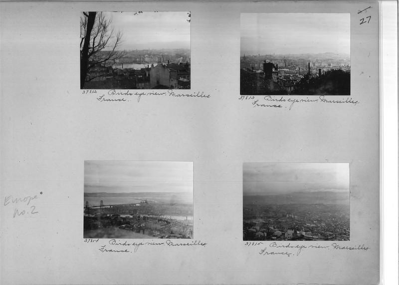 Mission Photograph Album - Europe #02 Page 0027
