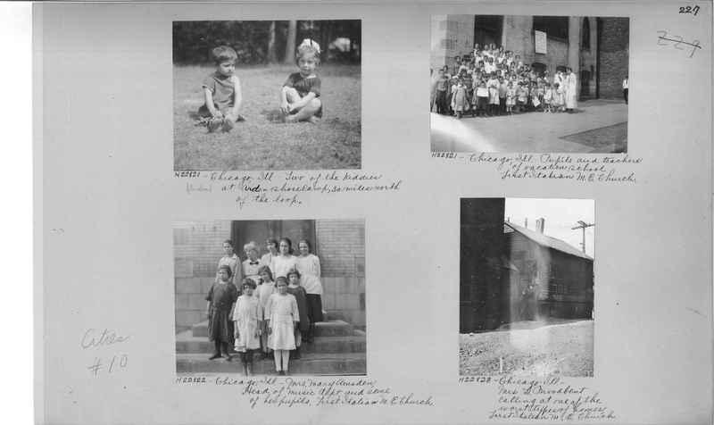 Mission Photograph Album - Cities #10 page 0227