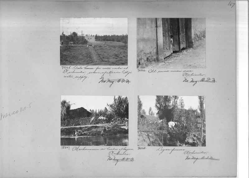 Mission Photograph Album - Mexico #05 page 0167