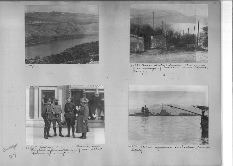 Mission Photograph Album - Europe #04 Page 0061