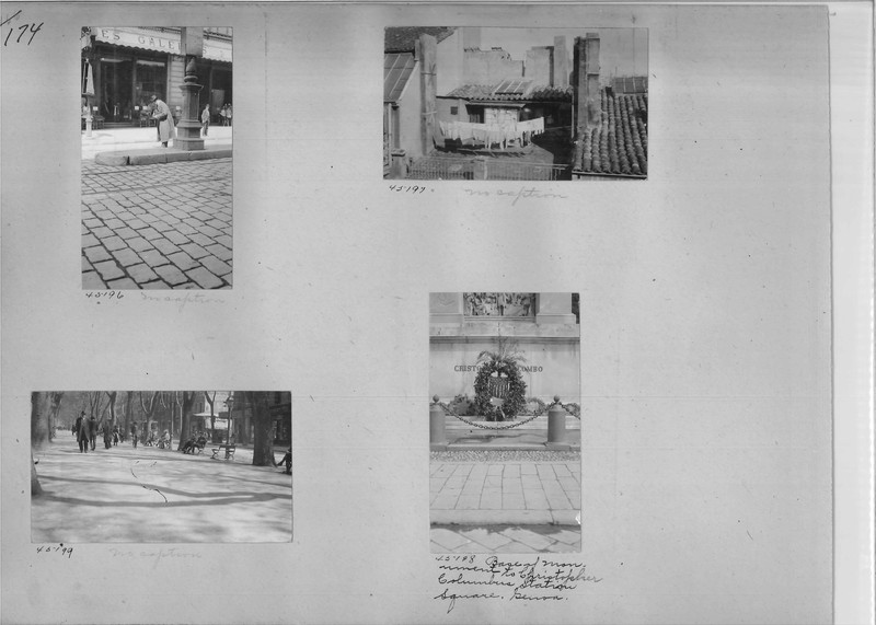Mission Photograph Album - Europe #02 Page 0174