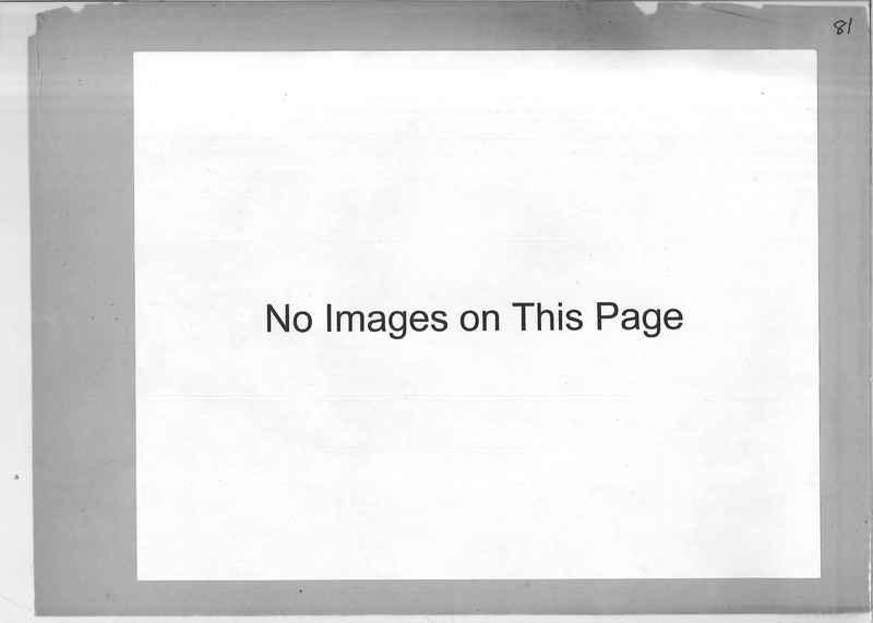 Mission Photograph Album - Portraits #2 page 0081