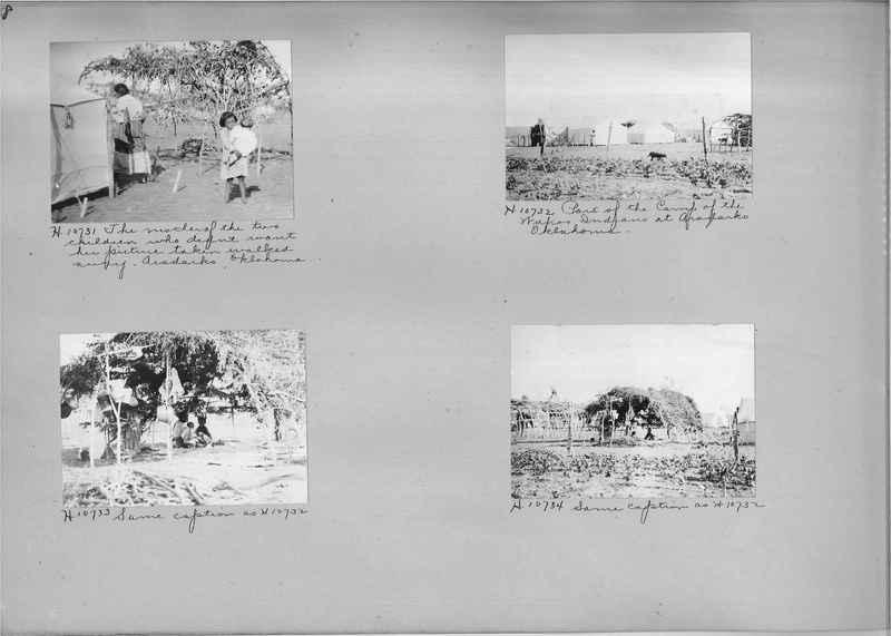 Mission Photograph Albums - Indians #1 page 0178