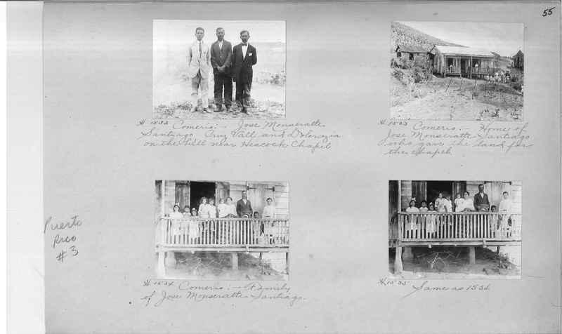 Mission Photograph Album - Puerto Rico #3 page 0055