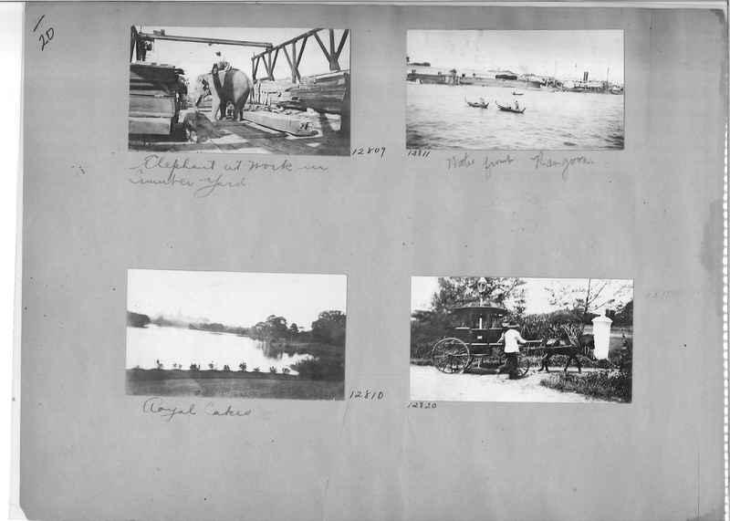 Mission Photograph Album - Burma #1 page 0020