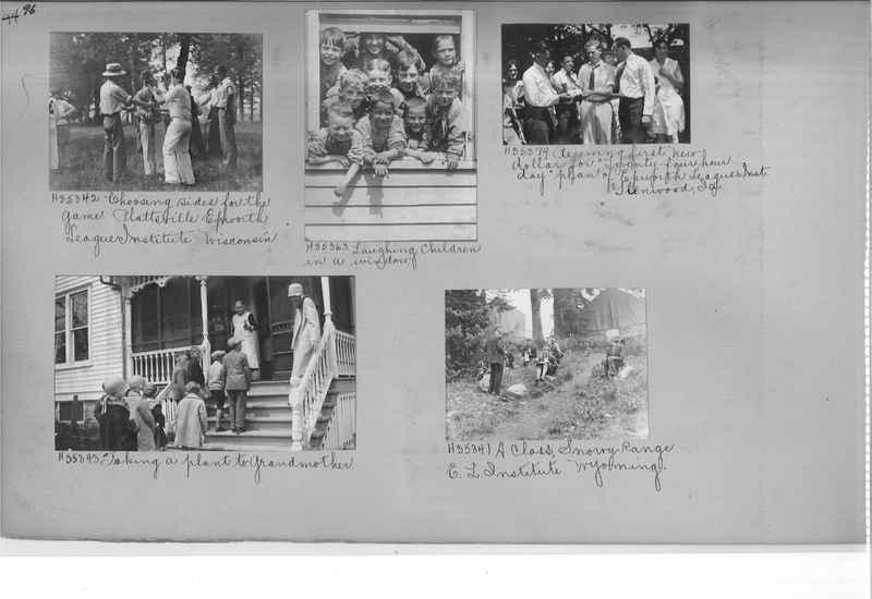Mission Photograph Album - Religious Education #1 page 0096