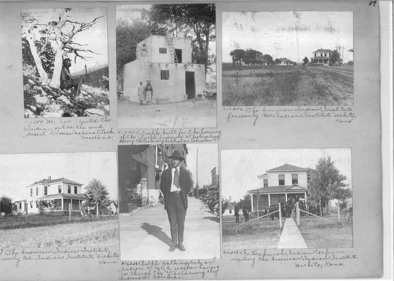 Mission Photograph Album - Indians #2 page_0039