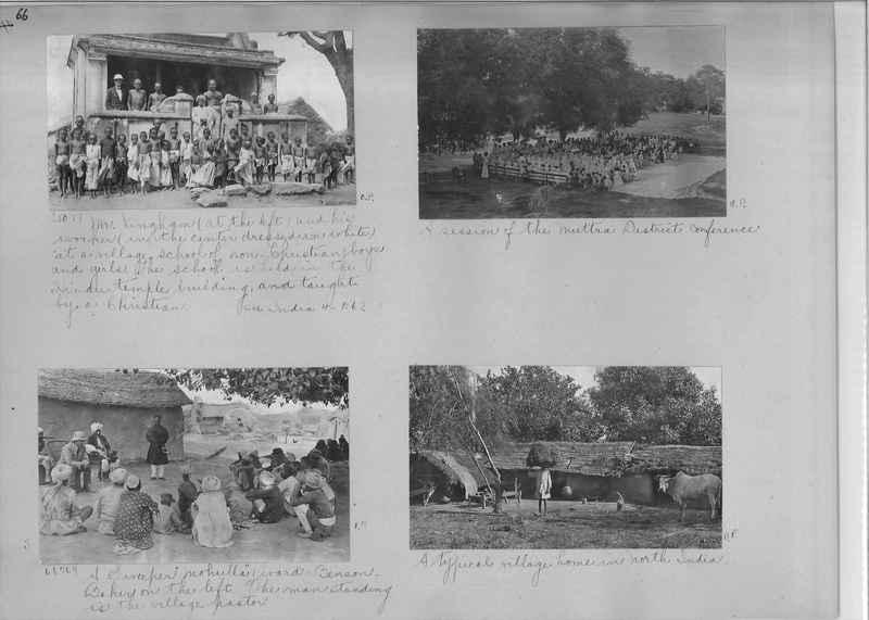 Mission Photograph Album - India - O.P. #01 Page 0066