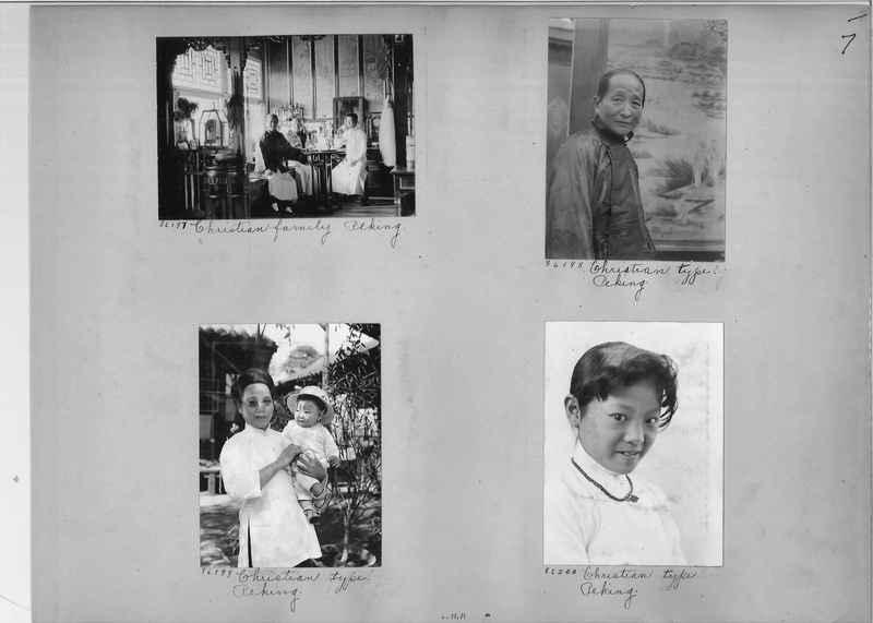 Mission Photograph Album - China #13 page 0007