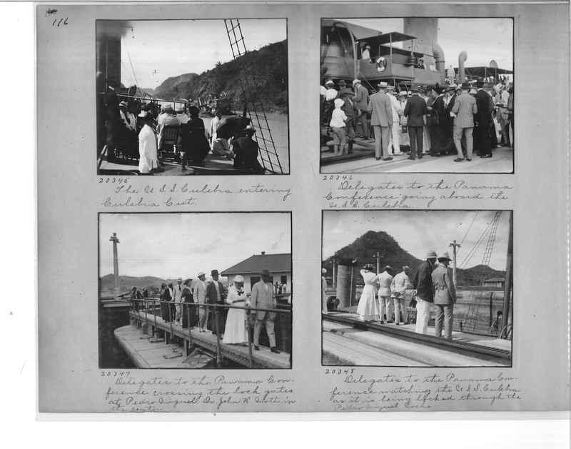 Mission Photograph Album - Panama #1 page  0116