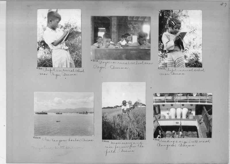 Mission Photograph Album - Burma #2 page 0057