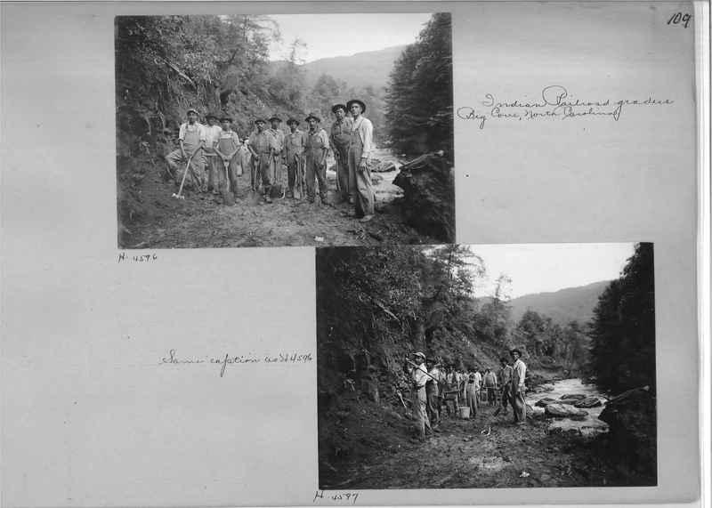 Mission Photograph Albums - Indians #1 page 0109