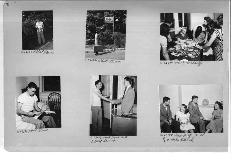 Mission Photograph Album - Portraits #13 Page 0010
