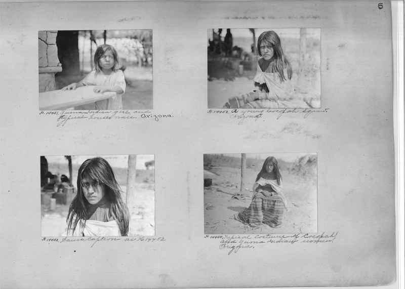 Mission Photograph Album - Indians #2 page_0005