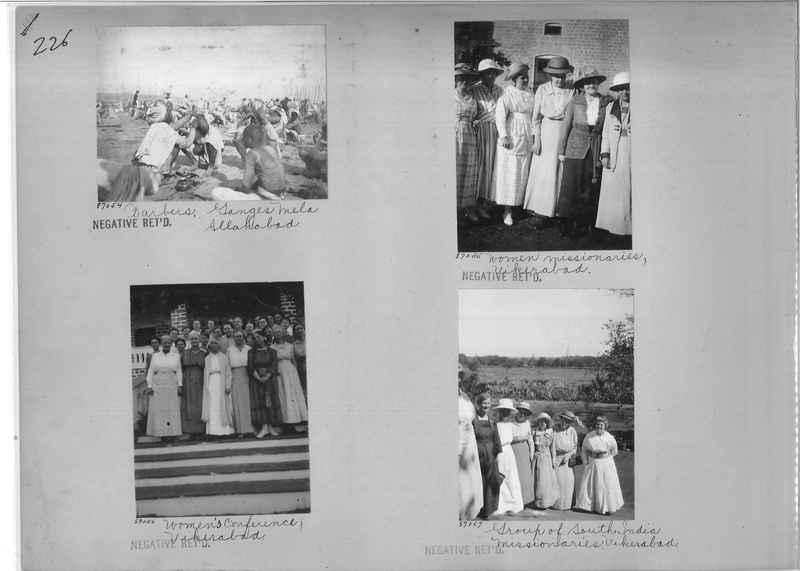 Mission Photograph Album - India #09 Page 0226