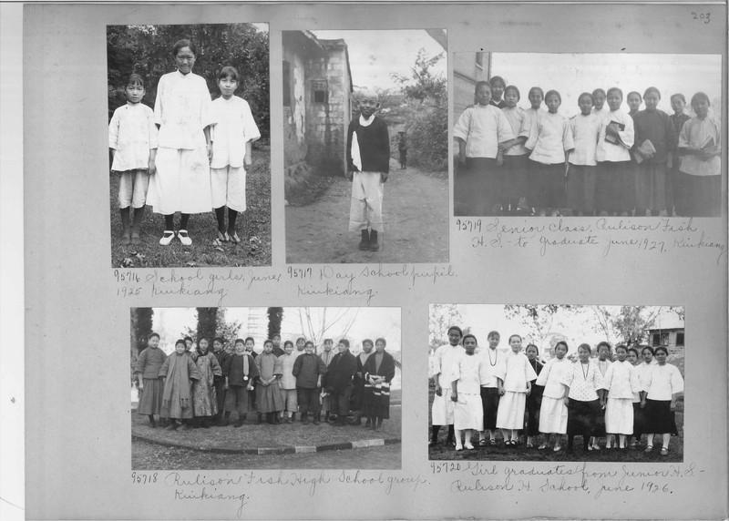 Mission Photograph Album - China #14 page 0203
