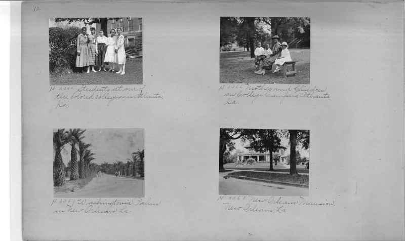 Mission Photograph Album - Negro #1 page 0012