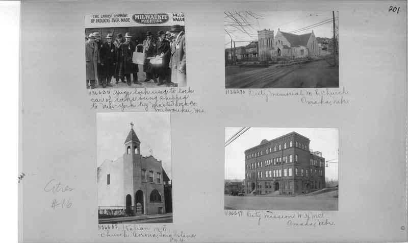 Mission Photograph Album - Cities #16 page 0201