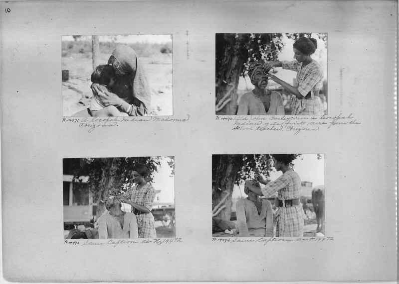 Mission Photograph Album - Indians #2 page_0010