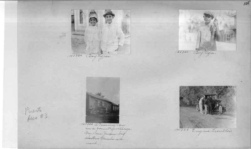 Mission Photograph Album - Puerto Rico #3 page 0105