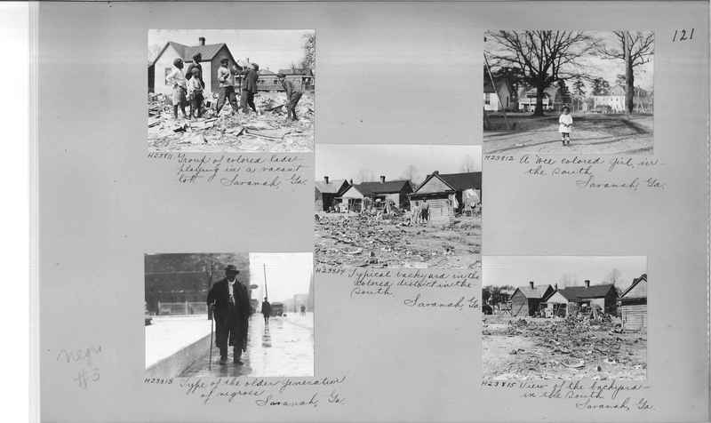 Mission Photograph Album - Negro #3 page 0121