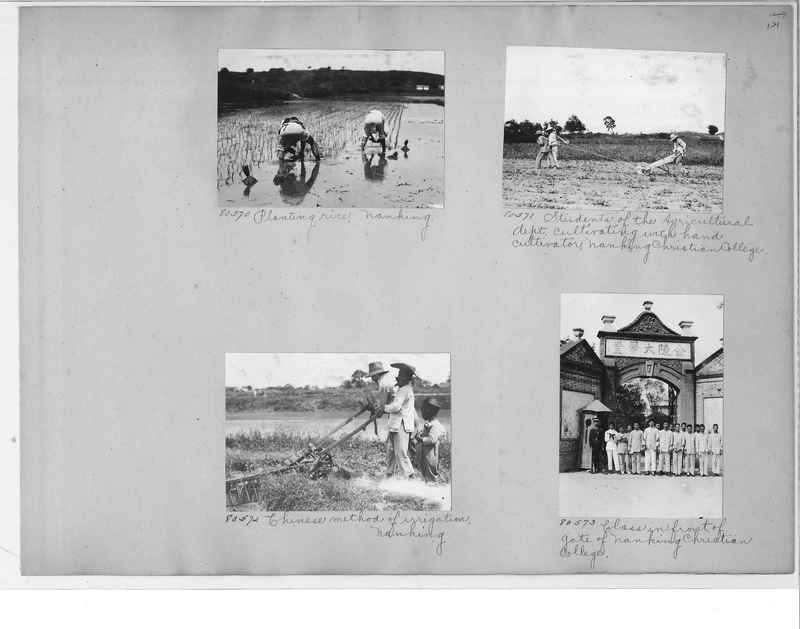 Mission Photograph Album - China #10 pg. 0121