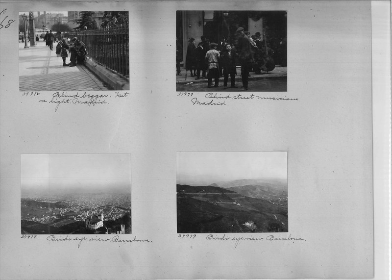 Mission Photograph Album - Europe #02 Page 0068