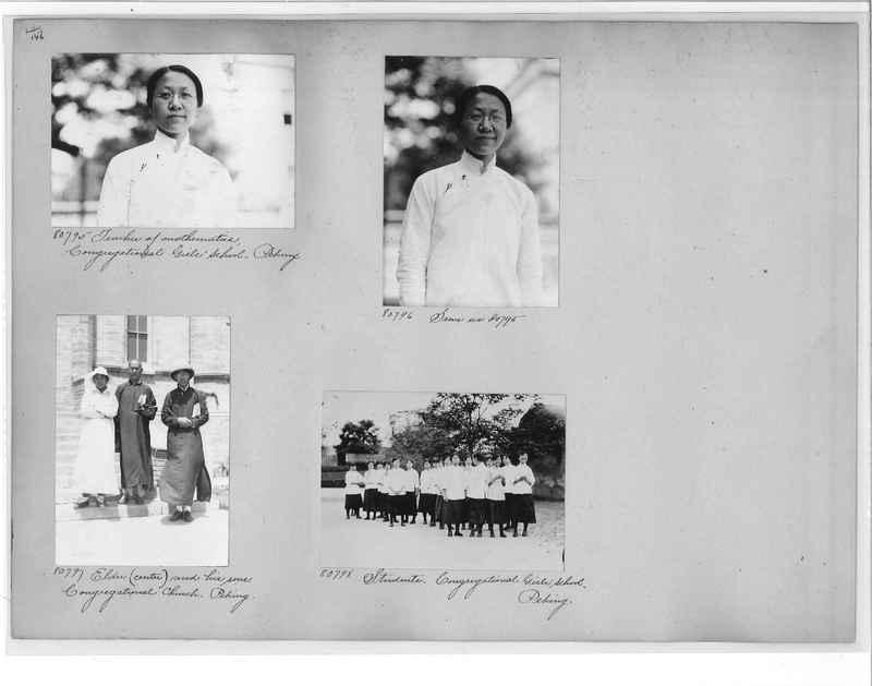 Mission Photograph Album - China #10 pg. 0146