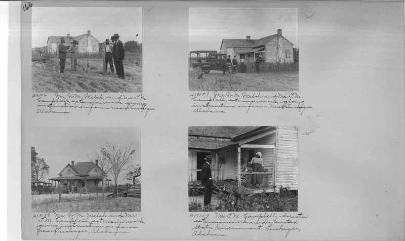 Mission Photograph Album - Negro #2 page 0166