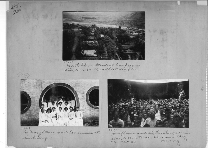 Mission Photograph Album - China #6 page 0206