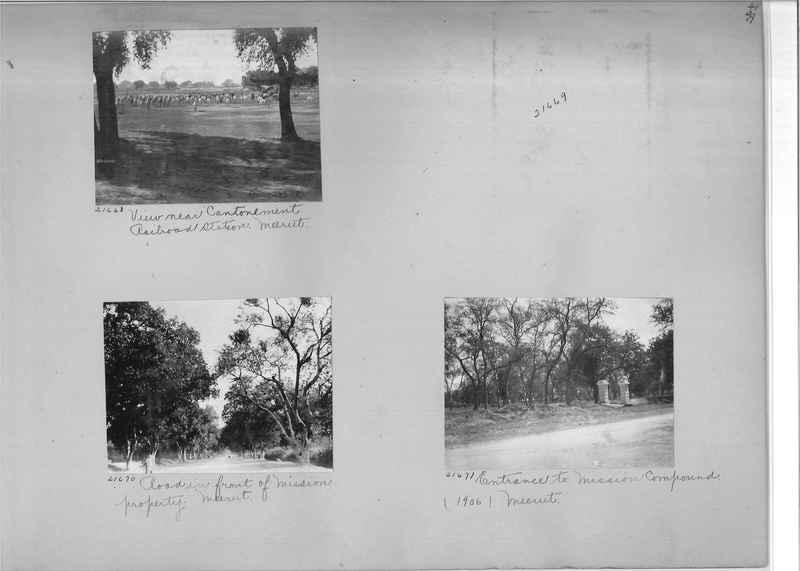 Mission Photograph Album - India #03 page_0099