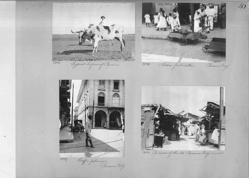 Mission Photograph Album - Panama #03 page 0161