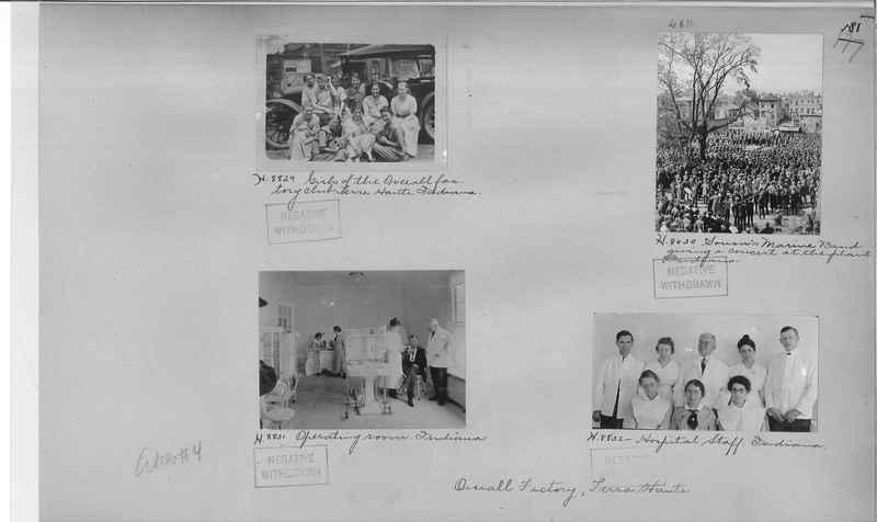 Mission Photograph Album - Cities #4 page 0181