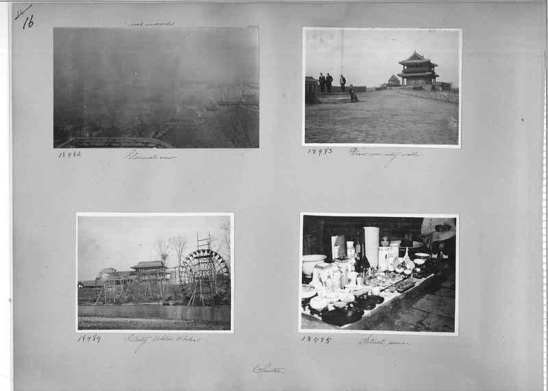 Mission Photograph Album - China #5 page 0016