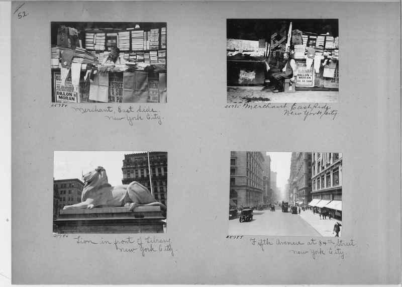 Mission Photograph Album - America #1 page 0052