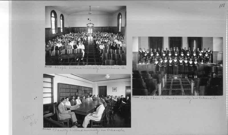 Mission Photograph Album - Negro #6 page 0111
