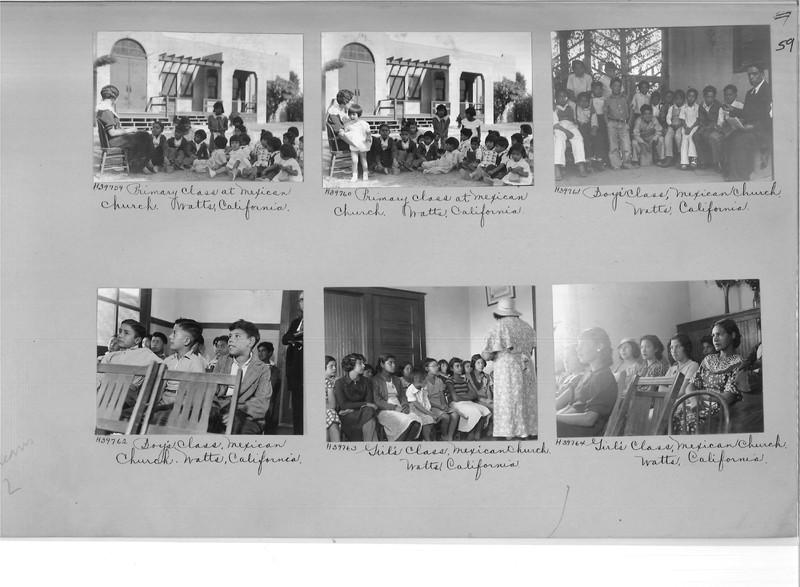 Mission Photograph Album - Latin America #2 page 0059