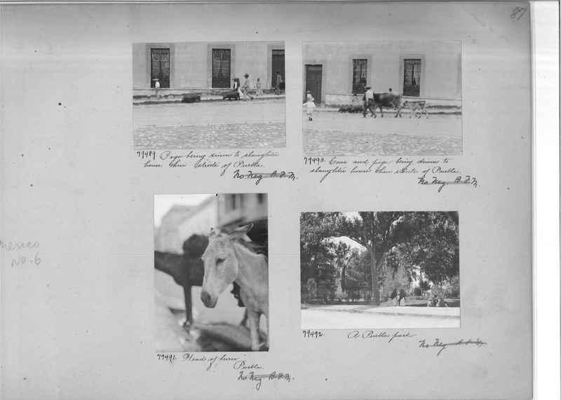 Mission Photograph Album - Mexico #06 page 0087