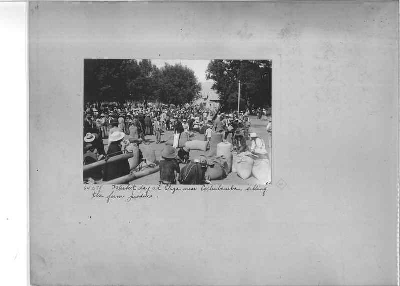 Mission Photograph Album - South America O.P. #3 page 0024