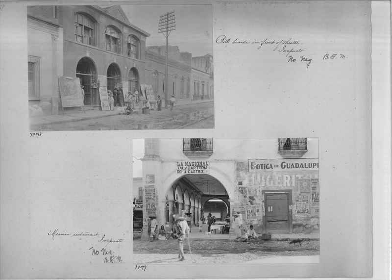 Mission Photograph Album - Mexico #05 page 0012