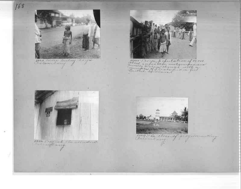 Mission Photograph Album - Malaysia #5 page 0168