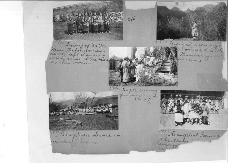 Mission Photograph Album - China #7 page 0246